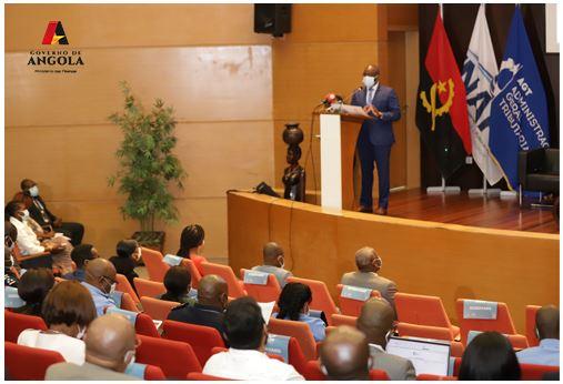 Angola alinhada às dinâmicas do comércio internacional