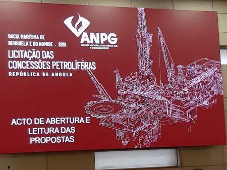 Angola lança concurso para 9 blocos de exploração de petróleo onshore