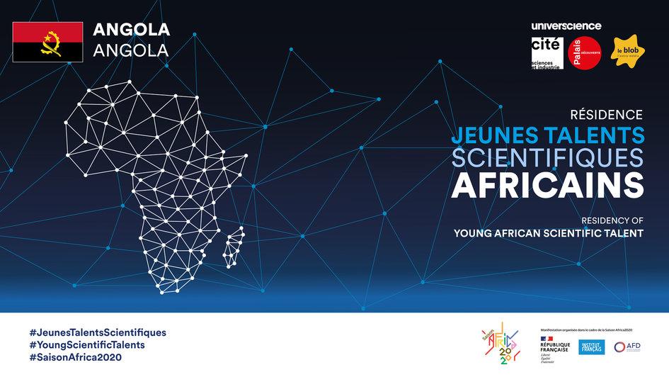 Dois Angolanos entre os Jovens Talentos Científicos Africanos